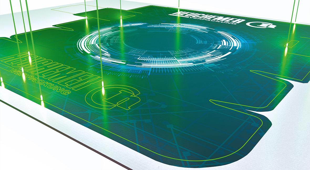 HEUCHEMER VERPACKUNG - Laser Digitalstanze